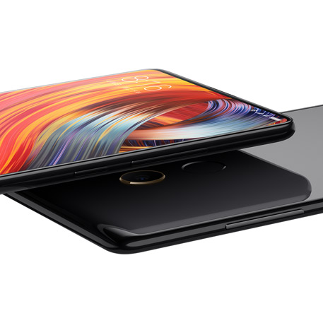 Смартфон Xiaomi Mi MIX 2 8GB/128GB Dual SIM Unibody Ceramic Black