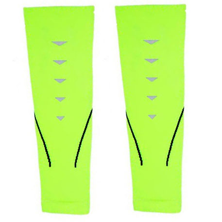 Спортивные гетры MITOWN Sports Compression Calf Sleeves Light Green (L)