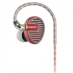 Hi-Fi Наушники SIMGOT EN700 MKII In-ear Earphones Red