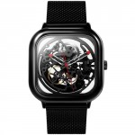 Часы CIGA Design Full Hollow Mechanical Watches Black