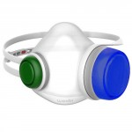 Маска-фильтр Woobi Play Children Air Purifying Respirator Mask Blue