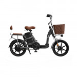 HIMO C16 Electric Bicycle Black