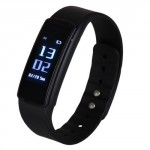 Фитнес-браслет iWoWn i6 HR Smart Band Black