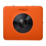 Панорамная камера MADV 360° Sphere Panoramic Camera Kit Orange