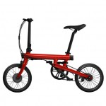 Электровелосипед Xiaomi Mi Home (Mijia) QiCycle Folding Electric Bike Red