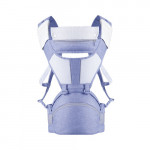 Рюкзак-кенгуру Xiaoyang Multi-funcional Baby Carrier Blue