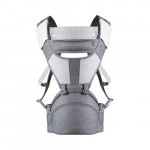 Рюкзак-кенгуру Xiaoyang Multi-funcional Baby Carrier Gray
