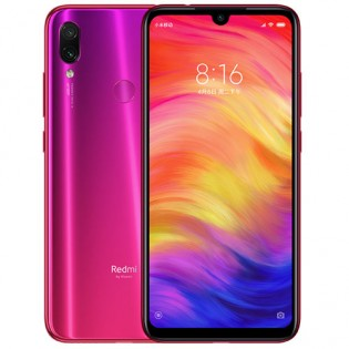 Смартфон Xiaomi Redmi Note 7 6GB/64GB Розовый