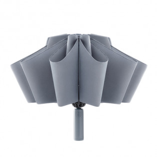 90 GO FUN Automatic LED  Umbrella Gray